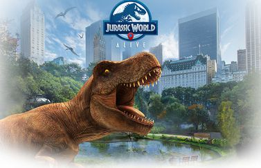 Jurassic World Alive-game