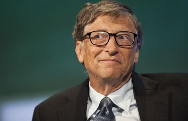 Bill Gates steunt Apple niet in privacyzaak.