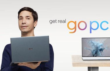 Intel: Justin Long Go PC-campagne