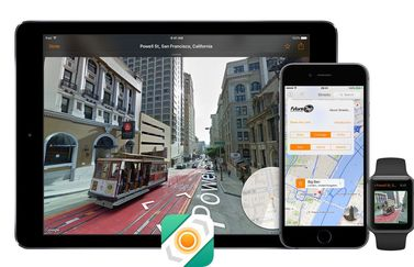Streets 3 voor de iPhone, iPad en Apple Watch.