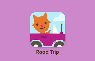 Sago Mini Road Trip voor de iPhone en iPad.