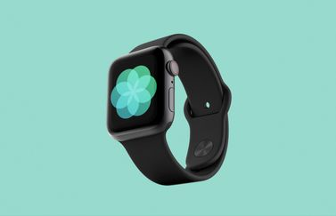 Apple Watch Ademhaling-app.