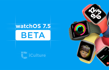 watchOS 7.5 beta