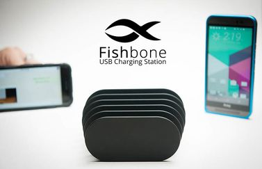 Fishbone Charging Station