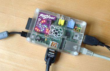 Raspberry Pi en Apple iBeacon