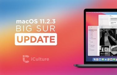 macOS Big Sur 11.2.3 update.