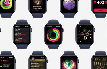 Apple Watch activiteit
