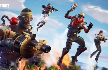 Fortnite Battle Royale naar Apple TV?