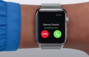 Apple Watch bellen
