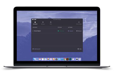 ProtonMail Bridge voor Mac
