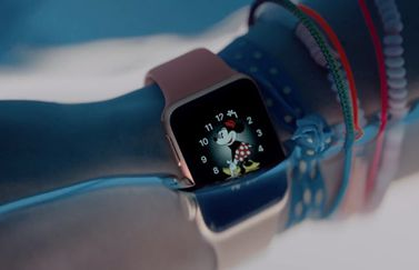 Apple Watch Series 2 reclamespot