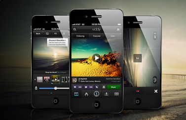 Viddy iPhone