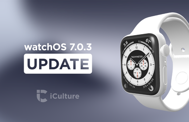 watchOS 7.0.3 Update.