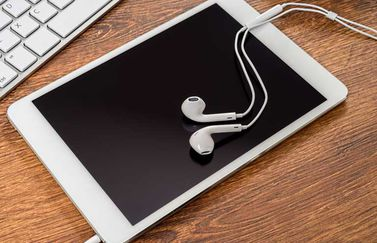Audioboek luisteren op iPad en iPhone