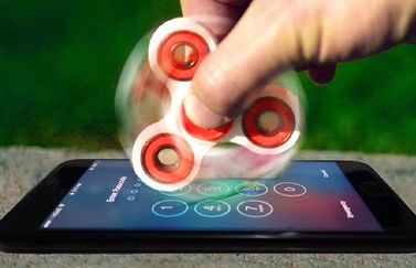 iPhone fidgetspinner