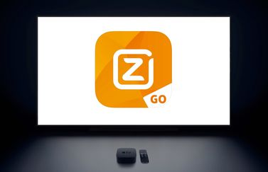 Ziggo Go Apple TV.