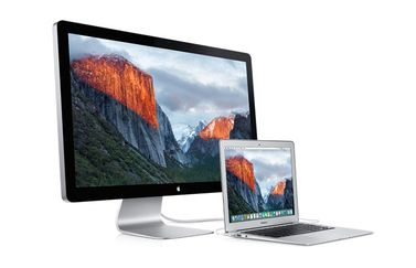 Thunderbolt Display - MacBook Air