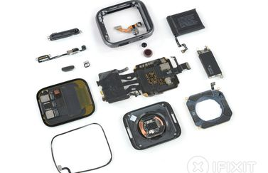 Apple Watch Series 4 teardown van iFixit.