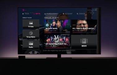 T-Mobile Apple TV Anywhere app.