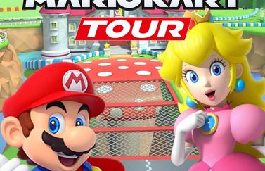 Mario Kart Tour-artwork.