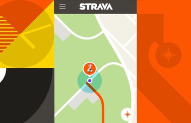 Strava Beacon laat je je workout delen met vrienden of familie.