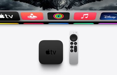 Apple TV 4K vs AirPlay 2-tv.