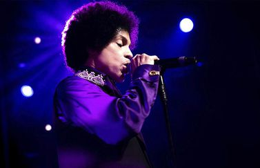 Prince op Spotify en Apple Music