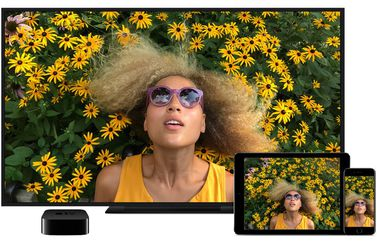 Ziggo Apple TV interne test