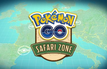 Pokémon Go Safari Zone in Amstelveen.
