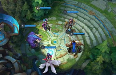 League of Legends mobiel