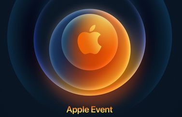 Apple-event oktober 2020.