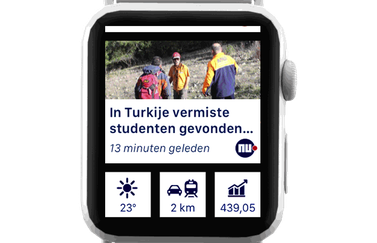 Apple Watch NU.nl featured vierkant