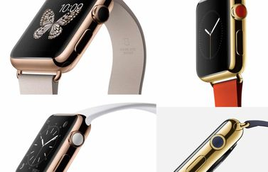 digitale kroon apple watch