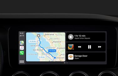 CarPlay in iOS 13