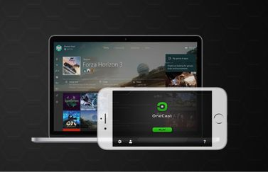 OneCast streamen van Xbox One naar Mac, iPhone en iPad.