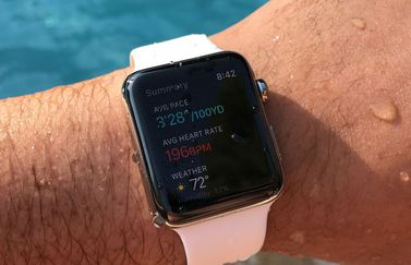 Apple Watch-test TechCrunch