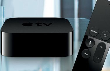 Apple TV nieuw