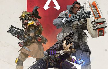 Apex Legends personages.