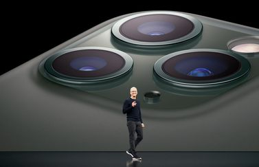 Apple Keynote Event Tim Cook