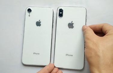 2018 iPhone dummy video