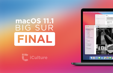 macOS Big Sur 11.1 Final.