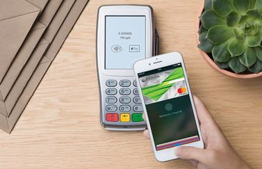 Apple Pay in Rusland