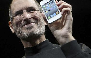 Steve Jobs iPhone 4S