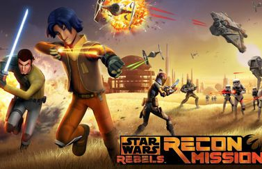 Star Wars Rebels Recon Missions