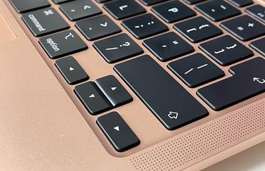 MacBook Air M1 review: toetsenbord