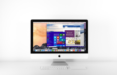 iMac Windows