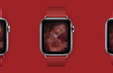 Apple Watch bandje Product Red