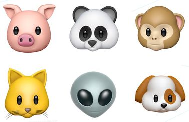 Animoji iOS 11