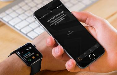 Apple Watch loskoppelen van je iPhone.