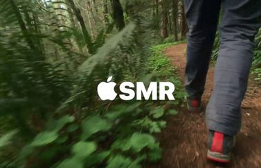 ASMR video van Apple